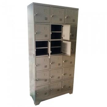 Tủ locker 18 ngăn TU986-3KTD