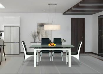 Bộ bàn ăn mở rộng B55, G56