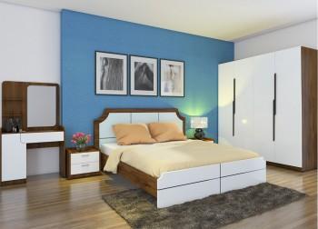 Bộ giường tủ phòng ngủ 305
