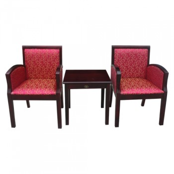 Bộ bàn ghế khách sạn GKS01, BKS01