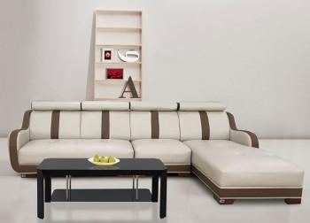 Sofa góc bọc da cao cấp SF69