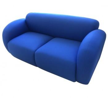 Ghế sofa 3 chỗ bọc vải SF323-3