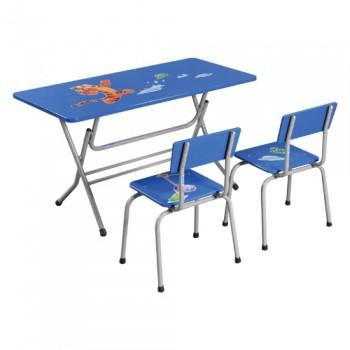 Bàn ghế mẫu giáo GMG101, BMG101