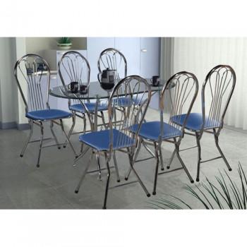 Bộ bàn ghế ăn cao cấp B47+G18