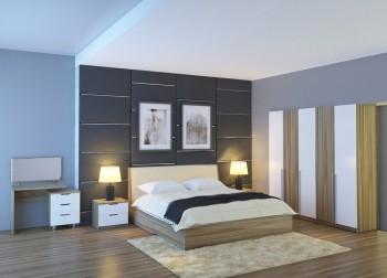 Bộ giường phòng ngủ gỗ 304