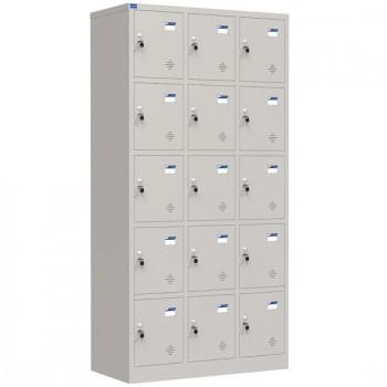 Tủ locker sắt 15 ngăn TU985-3K