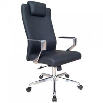 Ghế lưng cao bọc da SG928