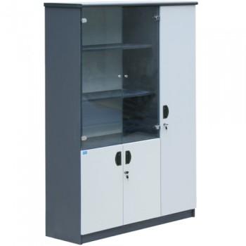 Tủ tài liệu gỗ 3 buồng HP1960-3B
