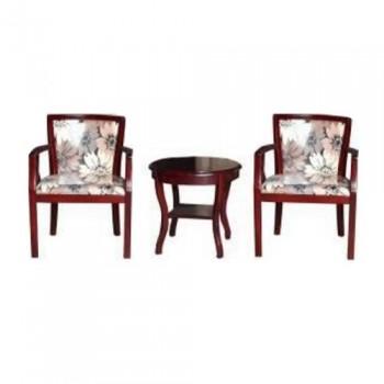 Bộ bàn ghế khách sạn BKS05, GKS05