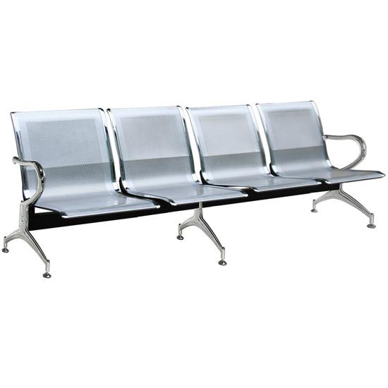 Ghế phòng chờ 4 chỗ Hòa Phát GPC02-4