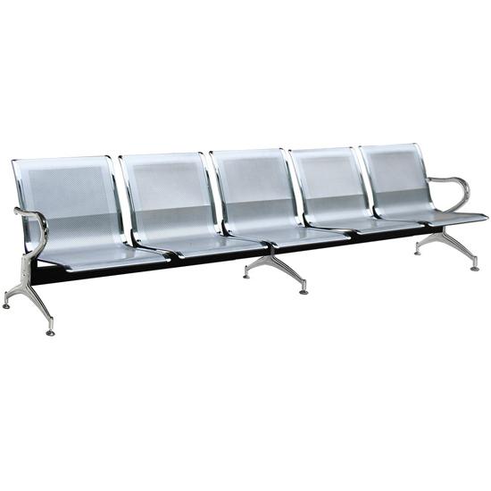 Ghế phòng chờ cao cấp 5 chỗ GPC02-5