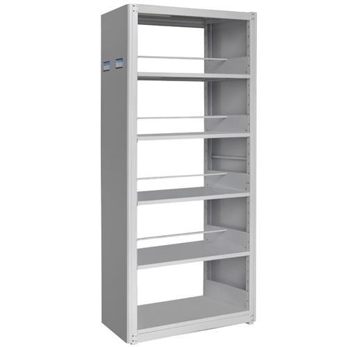 Hướng dẫn lắp đặt giá thư viện 2 mặt 5 tầng hòa phát GS5K1