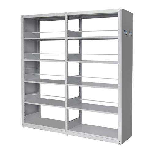 Hướng dẫn lắp đặt giá thư viện 5 tầng 2 khoang 2 mặt hòa phát GS5K2