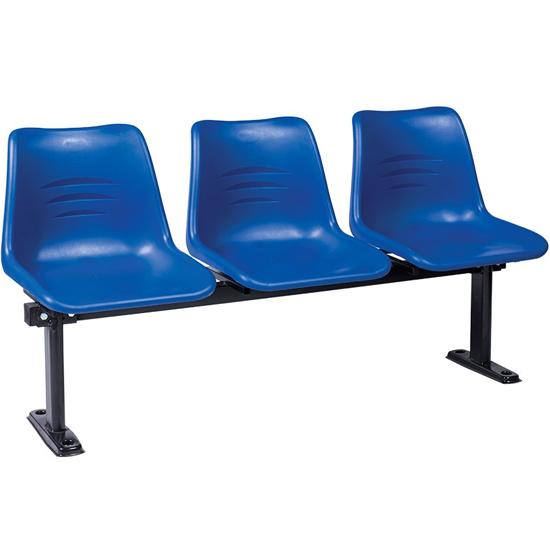 Ghế phòng chờ 3 chỗ ngồi PC203T9