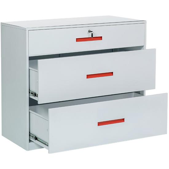 Tủ hồ sơ 3 ngăn kéo TU3FD