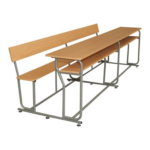 Bàn ghế sinh viên 4 chỗ BSV240