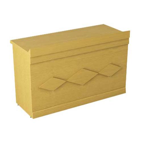 Bàn hội trường gỗ Veneer BHT12DV2