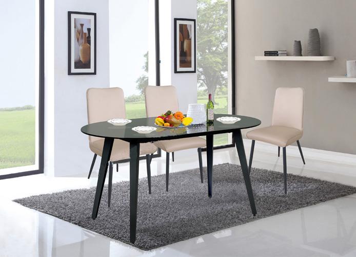 Bộ bàn ghế ăn cao cấp B59, G59