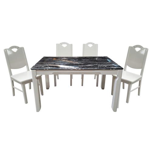 Bộ bàn ghế ăn HGB65A, HGG65