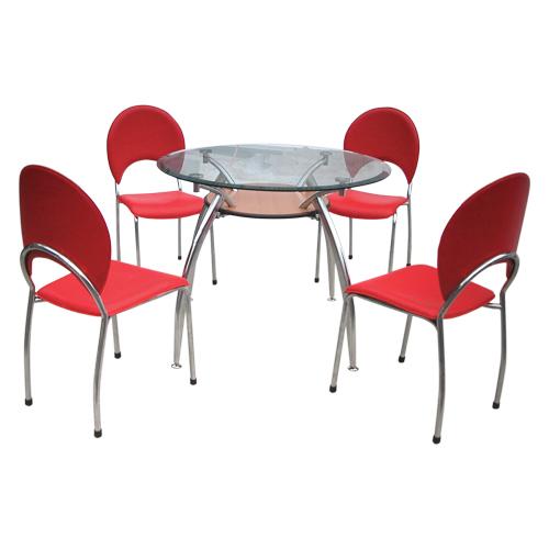 Bộ bàn ghế ăn cao cấp B53+G53