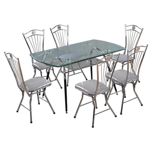 Bộ bàn ghế ăn Hòa Phát B48+G27