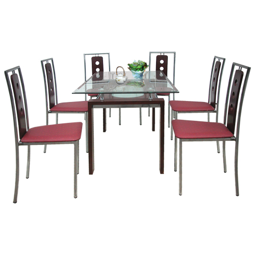 Bộ bàn ghế ăn Hòa Phát B51+G51
