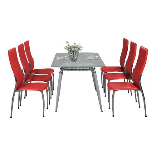 Bộ bàn ghế ăn Hòa Phát B58+G58