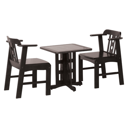 Bộ bàn ghế cafe BCF21, GCF201