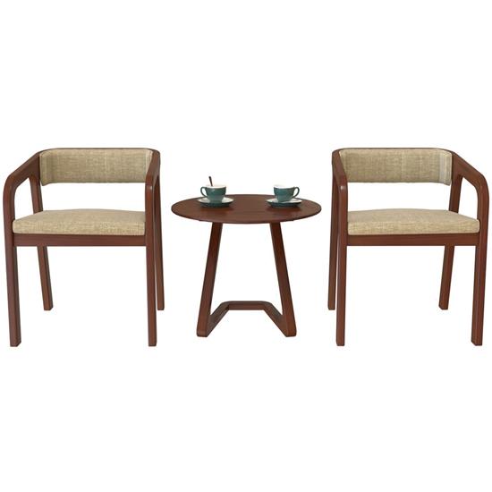 Bộ bàn ghế khách sạn BKS06, GKS06