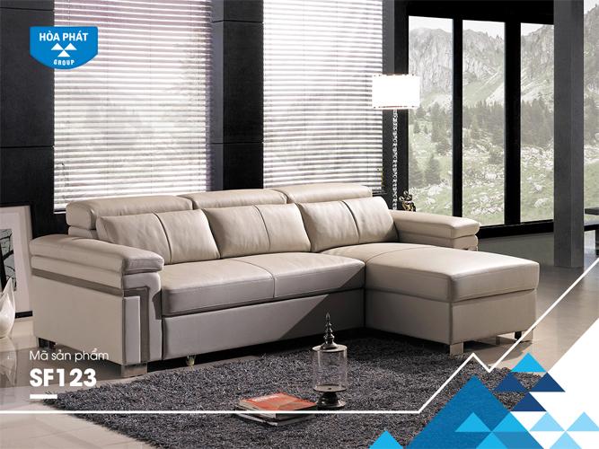 Bộ ghế sofa Hòa Phát SF123
