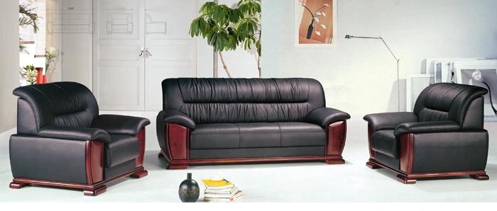 Bộ sofa bọc da cao cấp SF01
