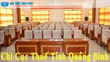 chi cục thuế tỉnh Quảng Bình