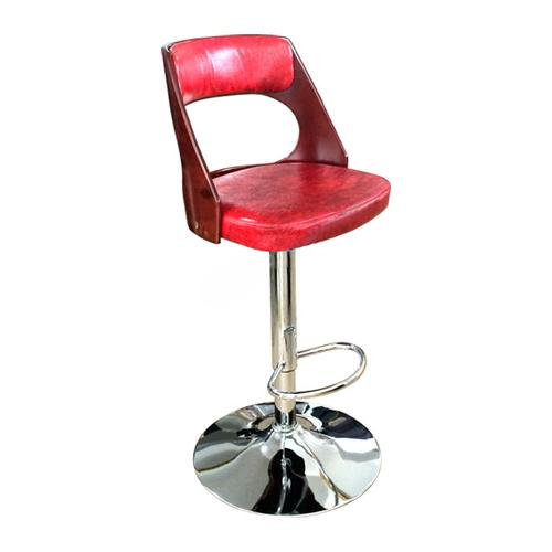 Ghế bar tựa gỗ Hòa Phát SB11