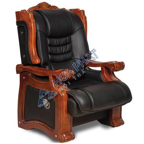 Ghế lãnh đạo chân tĩnh cao cấp TQ26