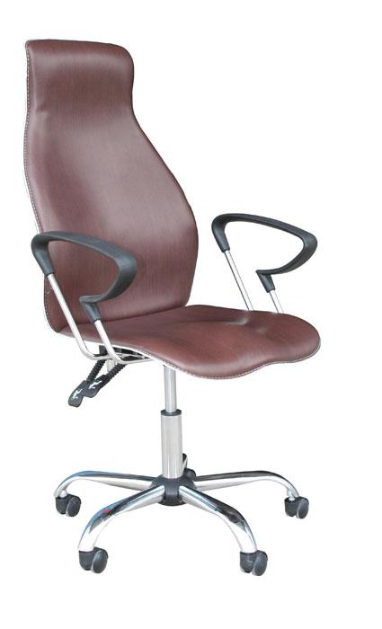 Ghế xoay chân mạ cao cấp cho văn phòng