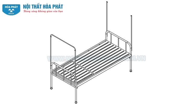 lắp đặt hoàn thiện giường y tế GYT01