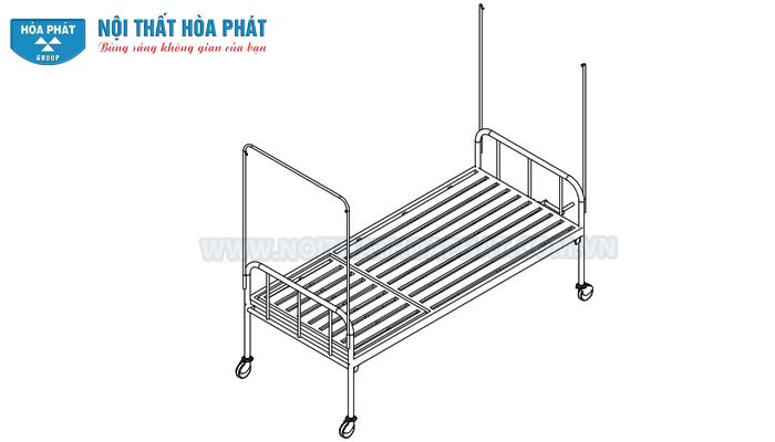 Lắp đặt hoàn thiện giường bệnh nhân GYT02
