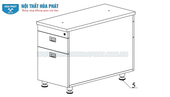 Lắp hộc tài liệu HRMD02