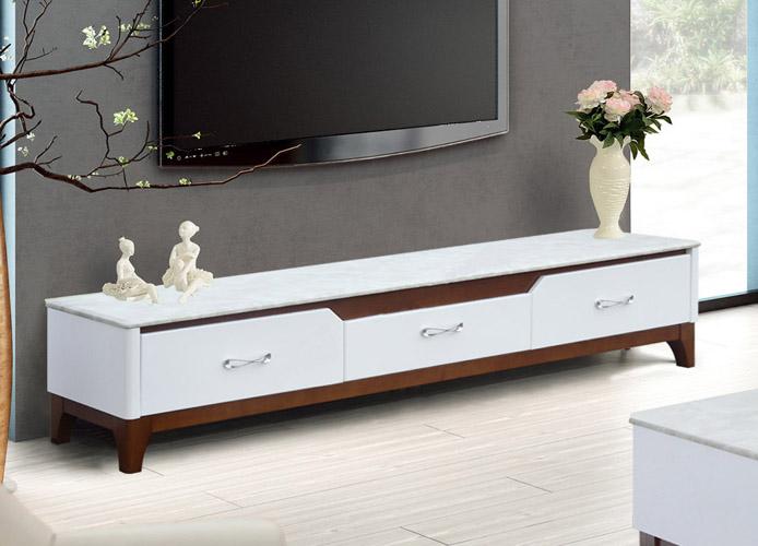 Kệ tivi khung gỗ tự nhiên KTV18