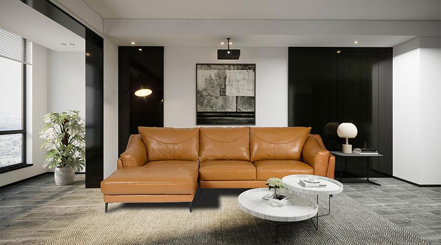 Sofa góc cao cấp SF132A