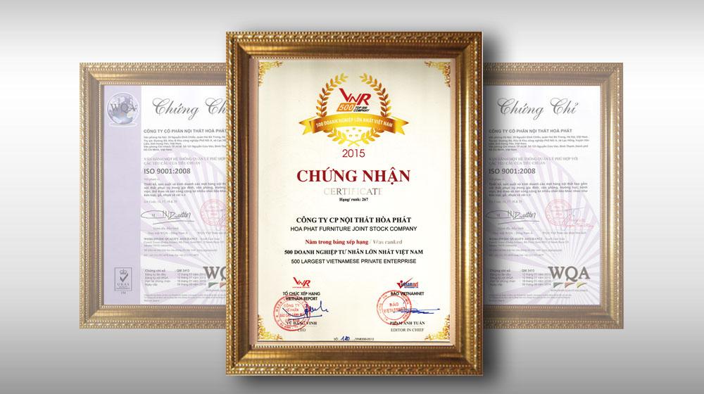 Top 5 DN tư nhân lớn nhất VIệt Nam