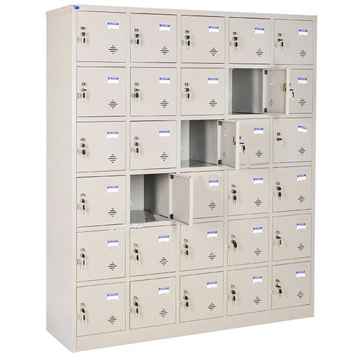 Tủ sắt locker 30 ngăn TU986-5K