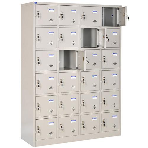 Tủ sắt sơn tĩnh điện 24 ngăn TU986-4K