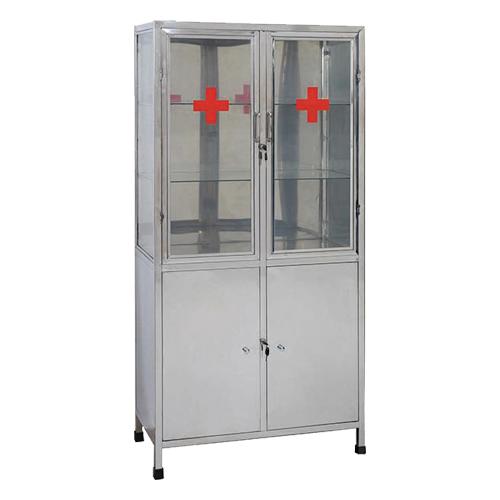 Tủ y tế inox TYT02