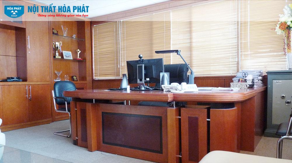 Công trình văn phòng Ống Thép Hòa Phát