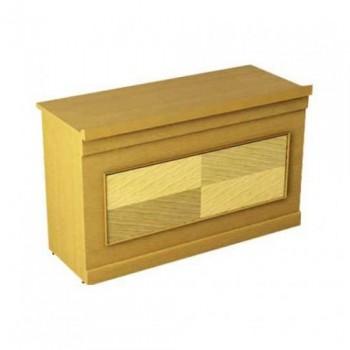Bàn hội trường gỗ Veneer BHT12DV1