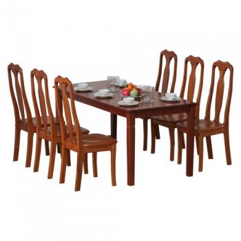 Bộ bàn ghế ăn TB03+TGA01